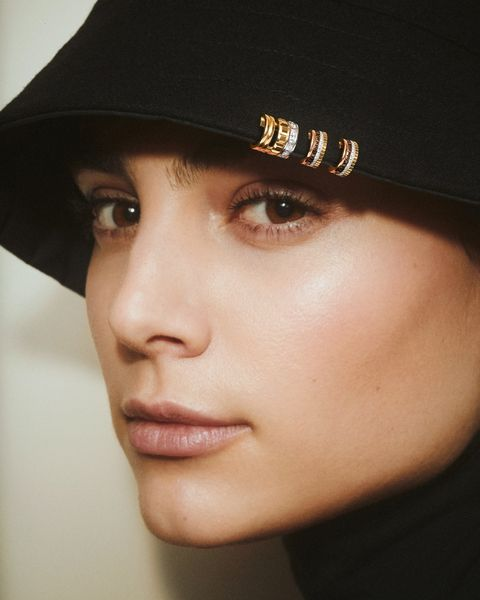 法國珠寶品牌boucheron寶詩龍創意總監的珠寶風格學堂:「用14個耳骨夾讓珠寶時髦度翻倍!」