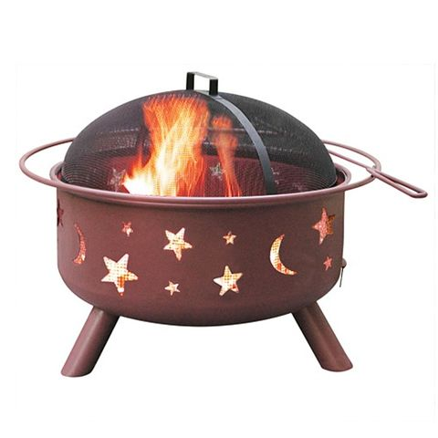 16 Best Outdoor Fire Pits For 2018 Wood Burning And