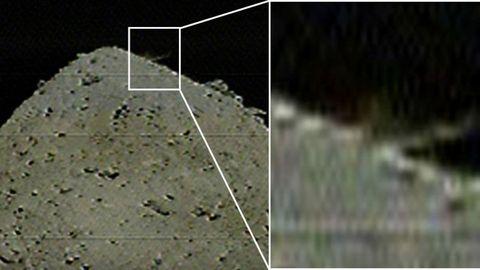 asteroid explosion japan