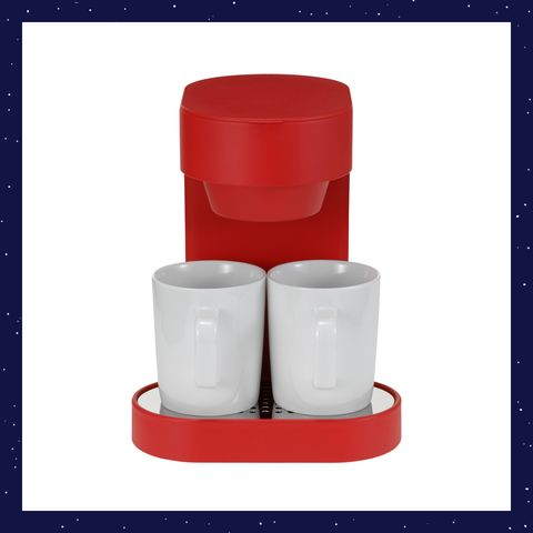 Product, Red, Cup, Cup, Cylinder, Plastic, Drinkware, Tableware, Material property, Mug,