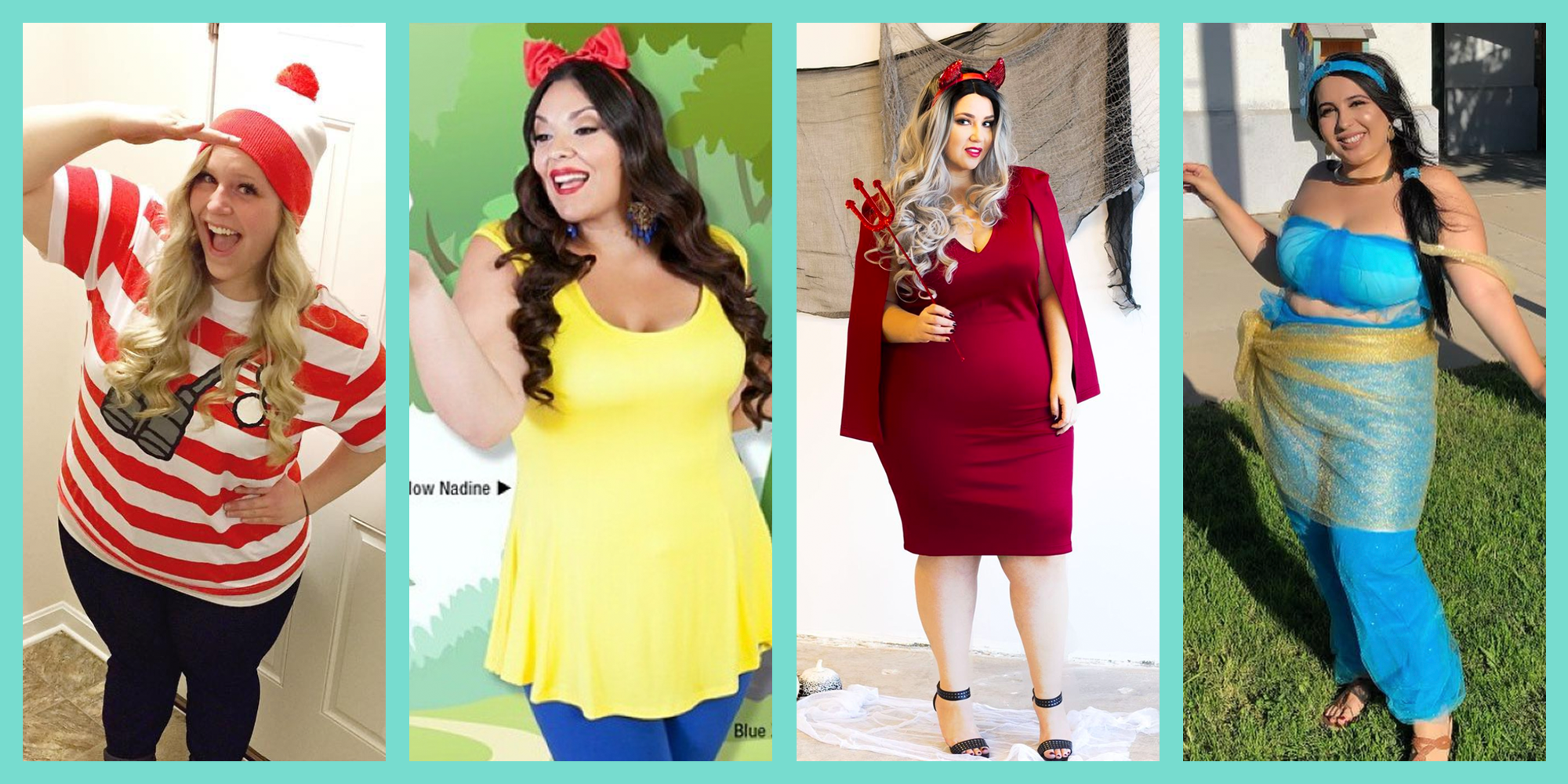 35 Awesome (and Cheap!) Plus Size Halloween Costume Ideas
