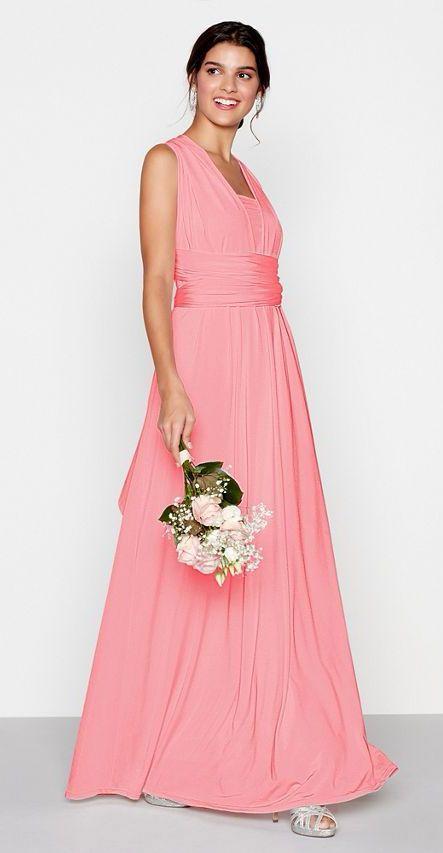 Plus size bridesmaid dresses - Debenhams