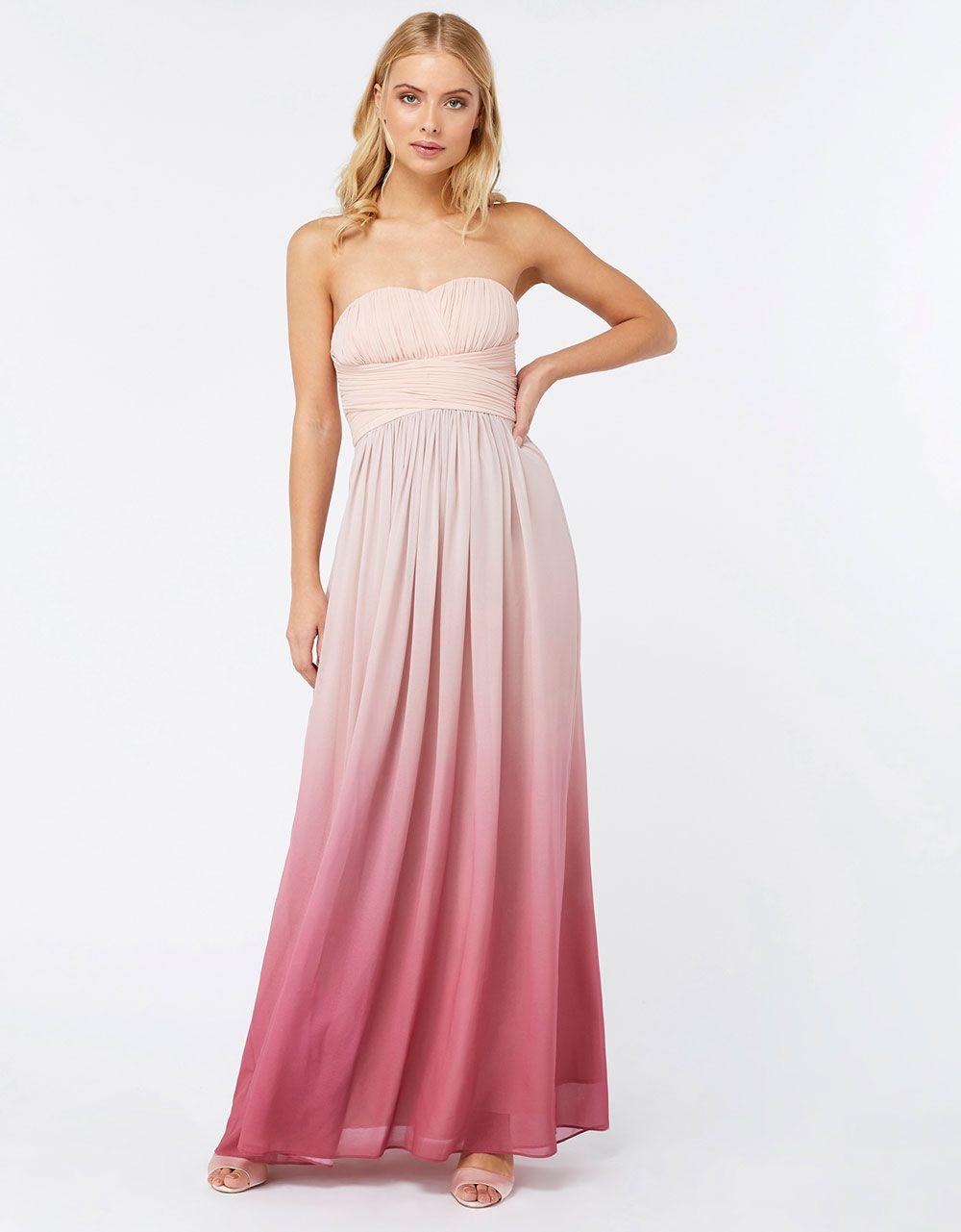 Plus size bridesmaid dresses - Monsoon