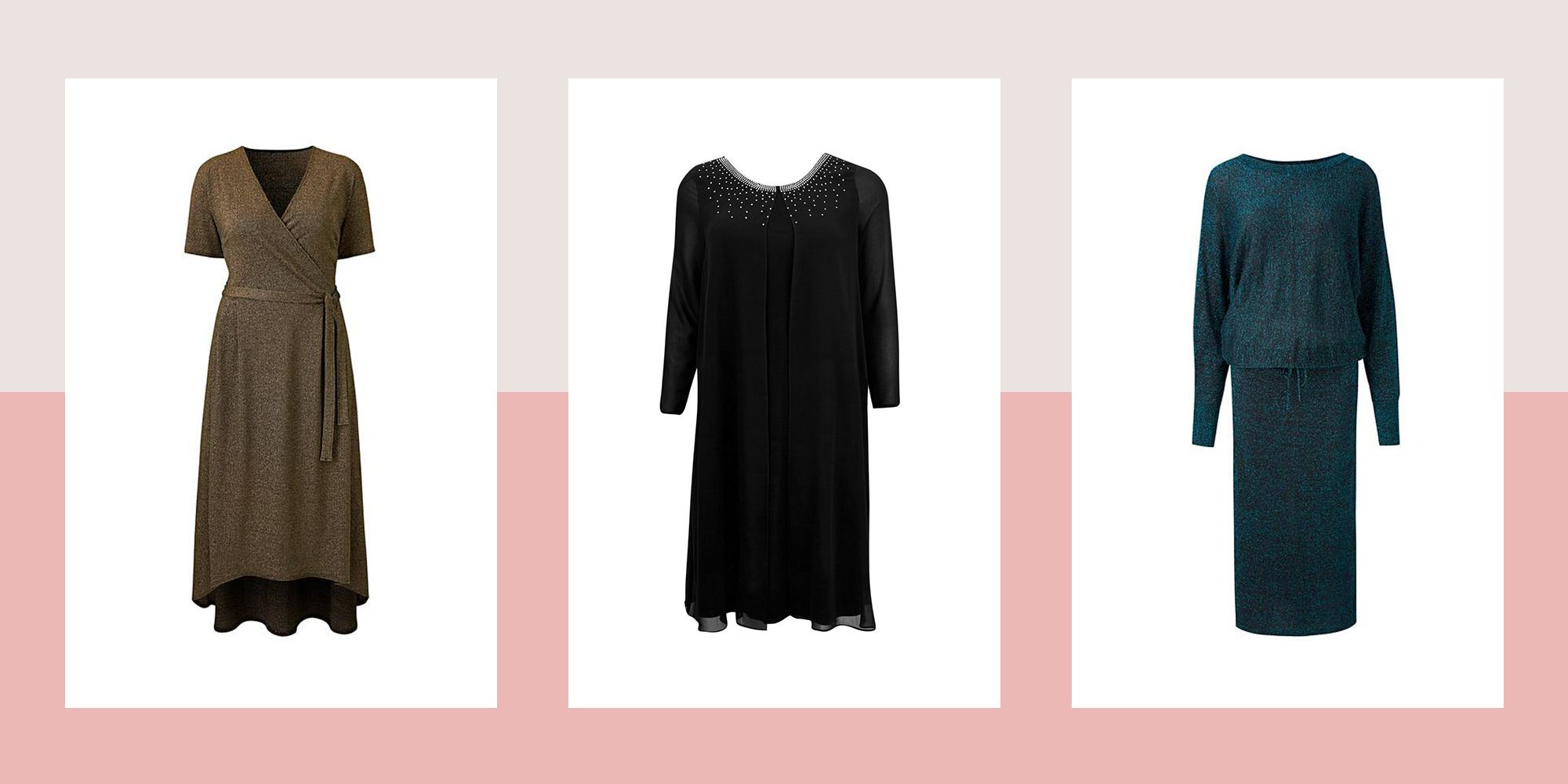 15 of the best plus size dresses for party season