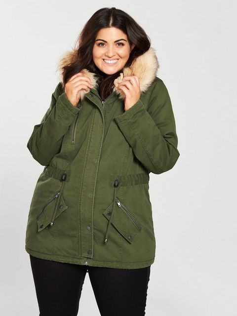 30eef47a37 Best Plus Size Coats 2018 - Cosmopolitan UK s Pick of the 19 Best ...