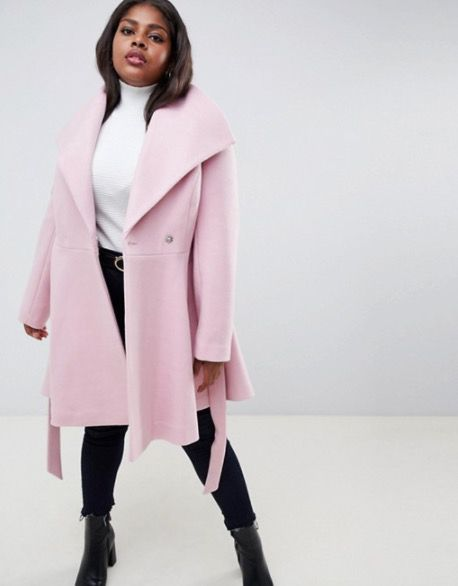 133d3eb3f Best Plus Size Coats 2018 - Cosmopolitan UK's Pick of the 19 Best ...