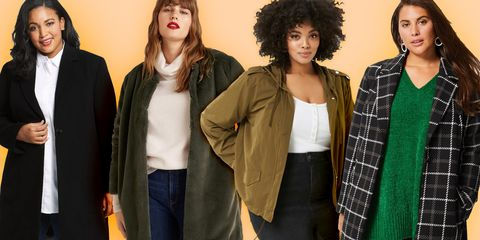 43d33aa9cd1 19 plus-size winter coats that will make leaving your house that bit more  bearable