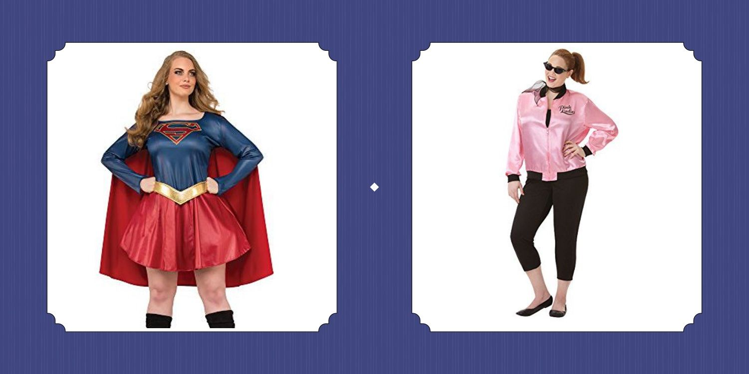 The 20 Best Plus-Size Halloween Costumes