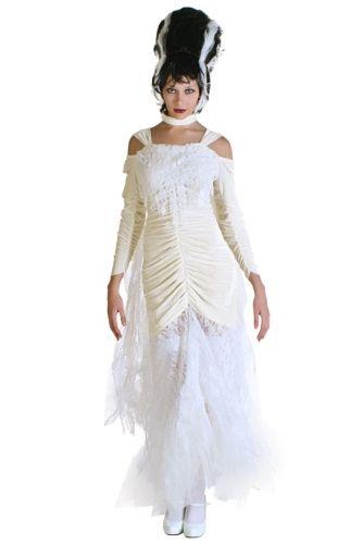 plus size costumes bride of frankenstein