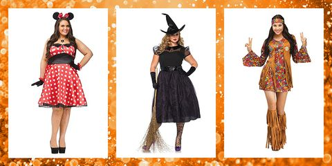 2c48432805d 26 Cheap Plus Size Womens Halloween Costume Ideas - Cute Costumes ...