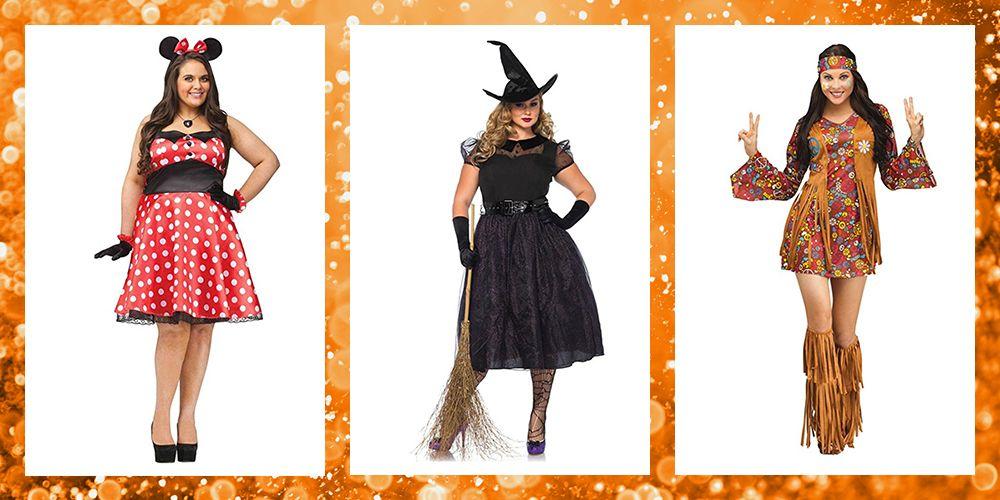 Wonderful Plus Size Halloween Costumes