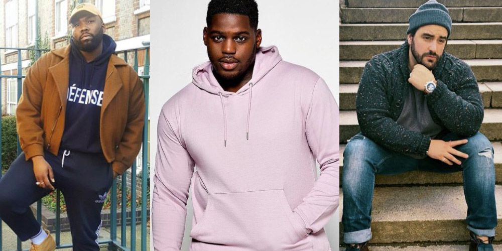 12 plus size male models you need to get to know
