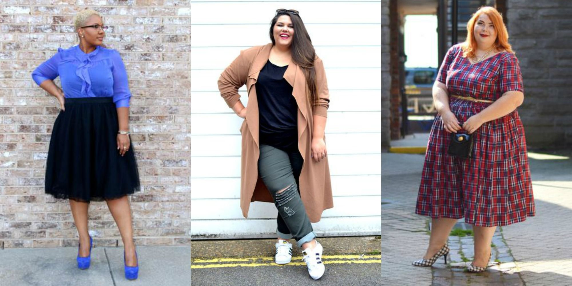 9758feb8b7 23 Plus-Size Outfit Ideas for Fall - Plus-Size Style Inspiration