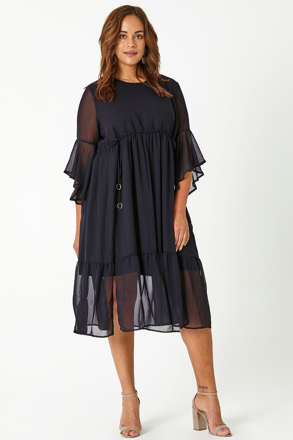 Plus Size Birthday Dresses