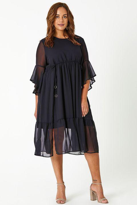 Plus Size Party Dresses - 29 Curvy Girl Party Dresses That ...