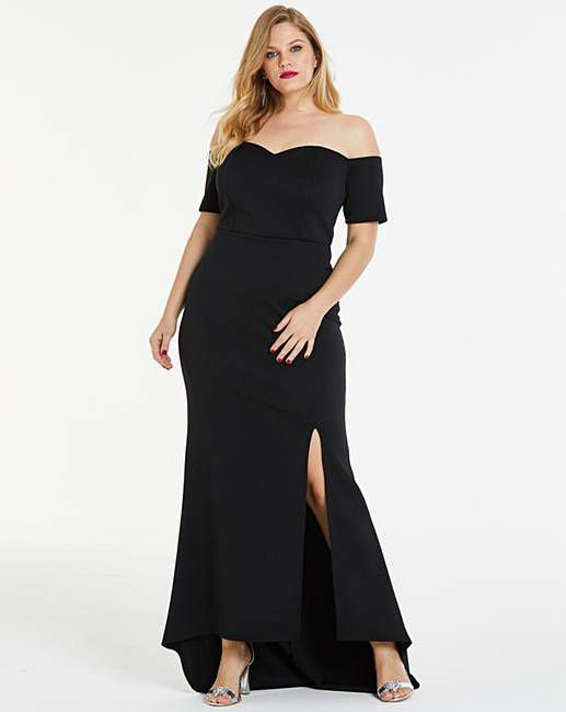69999f4ba277e Plus Size Party Dresses - 29 Curvy Girl Party Dresses That Will Make You  Want To Go 'Out, Out'