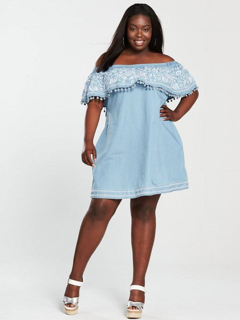 Plus-size summer dresses 2018 - Cosmopolitan\'s Edit of the Very Best