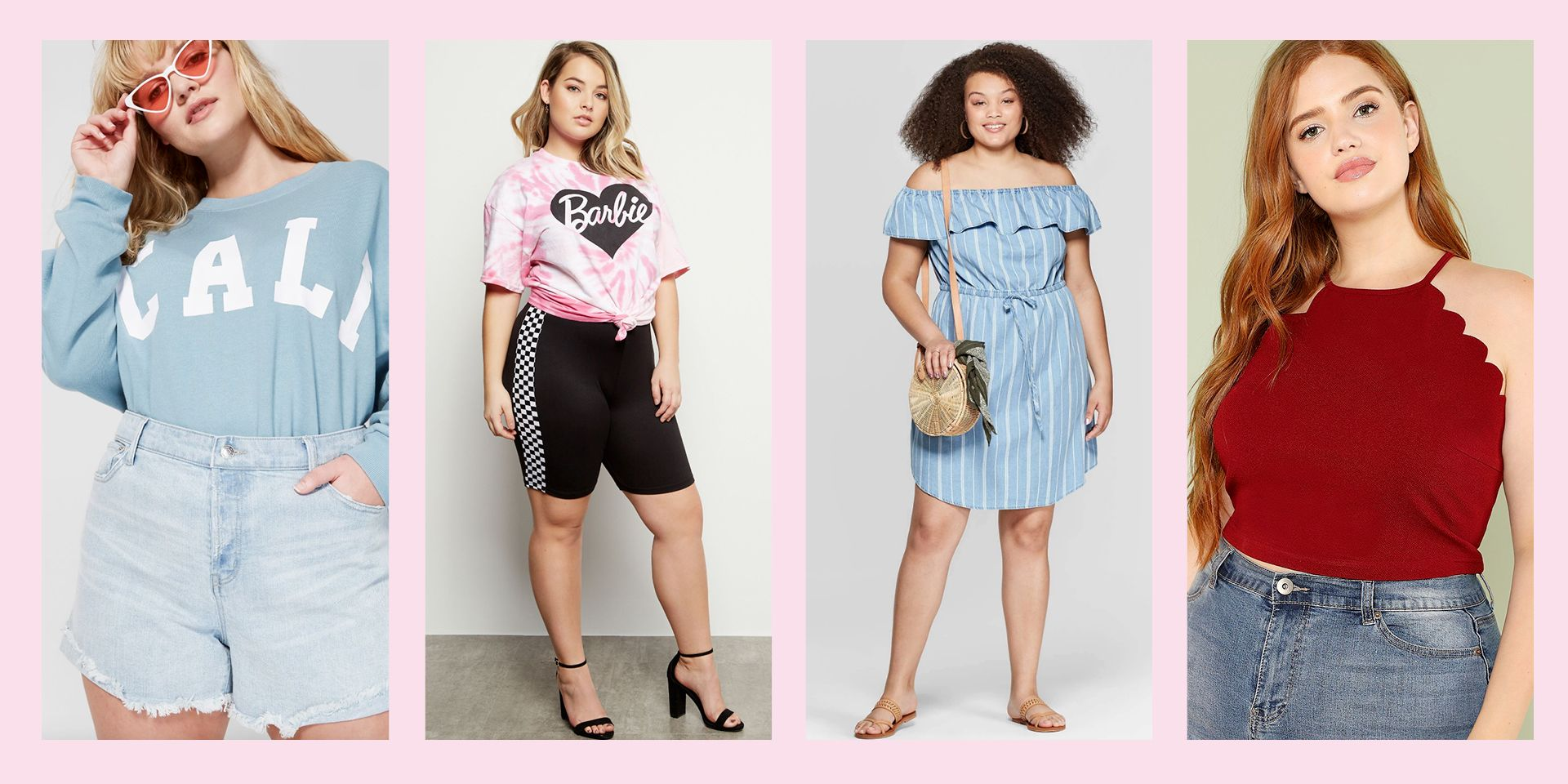 f1faed4bb59 Plus Size Summer Outfits – Summer Outfits for Curvy Girls
