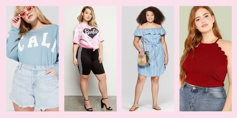 b247c29aea7b Plus Size Summer Outfits – Summer Outfits for Curvy Girls