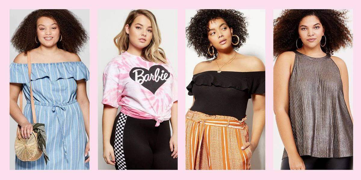 Plus Size Summer Outfits – Summer Outfits for Curvy Girls
