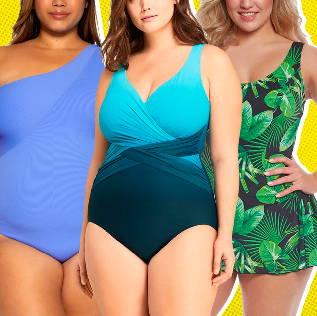 20 Best Plus-Size Bathing Suits 2020 — Plus-Size Swimwear