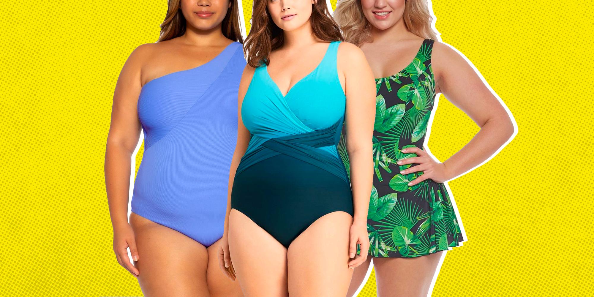 20 Best Plus Size Bathing Suits 2020 Plus Size Swimwear