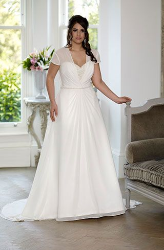 edf8f6820 The 9 best plus size wedding dress shops in the UK