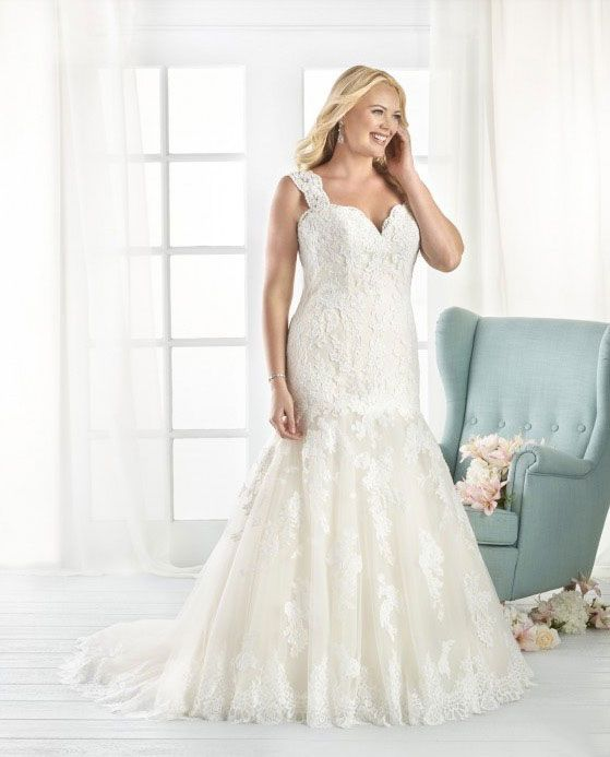 The 9 Best Plus Size Wedding Dress Shops In The Uk