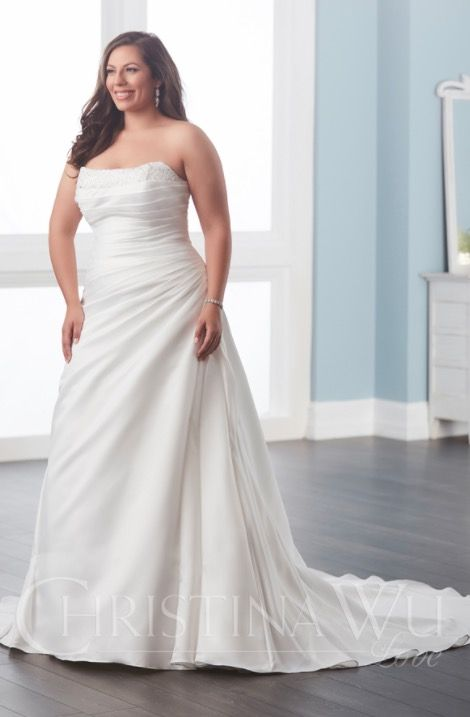 The Best Plus Size Wedding Dress Shops In The UK