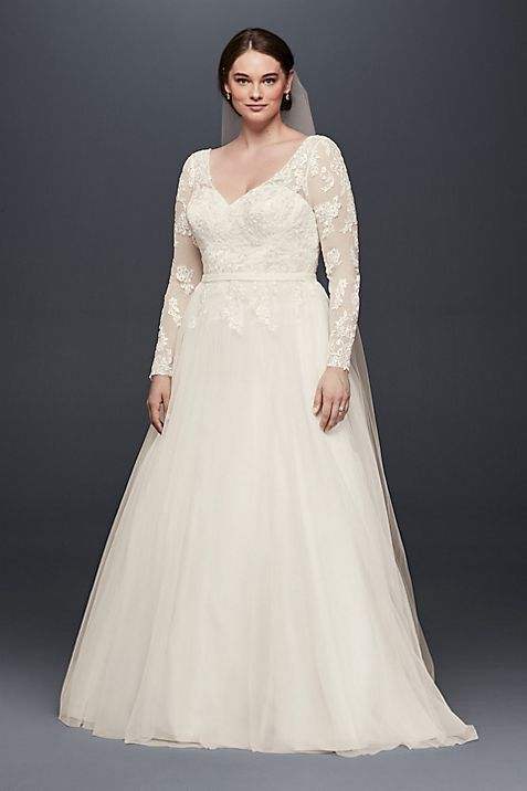 7ebdf13f4a The 9 best plus size wedding dress shops in the UK
