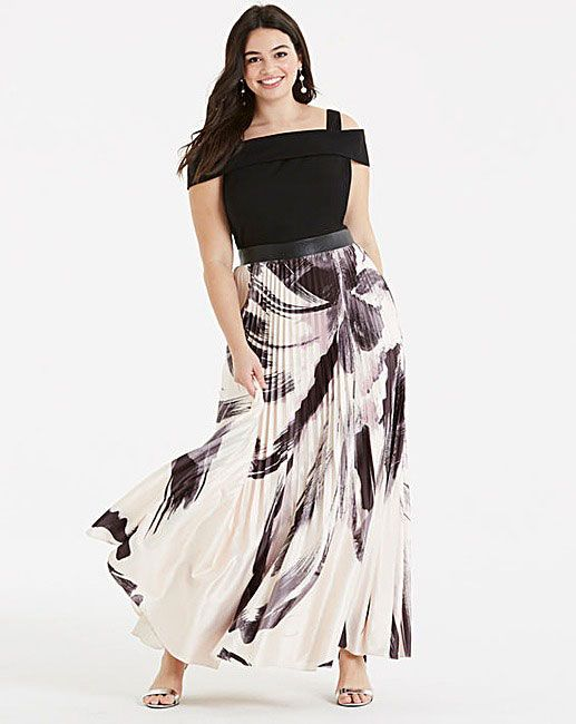 71423de491e Plus-Size Wedding Guest Dresses 2018 - Our pick of this seasons best