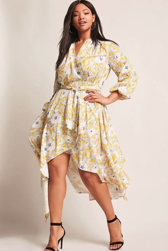bdba4dbc84f4f Plus-Size Wedding Guest Dresses 2018 - Our pick of this seasons best