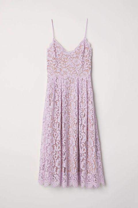 Plus size wedding guest dresses - H&M