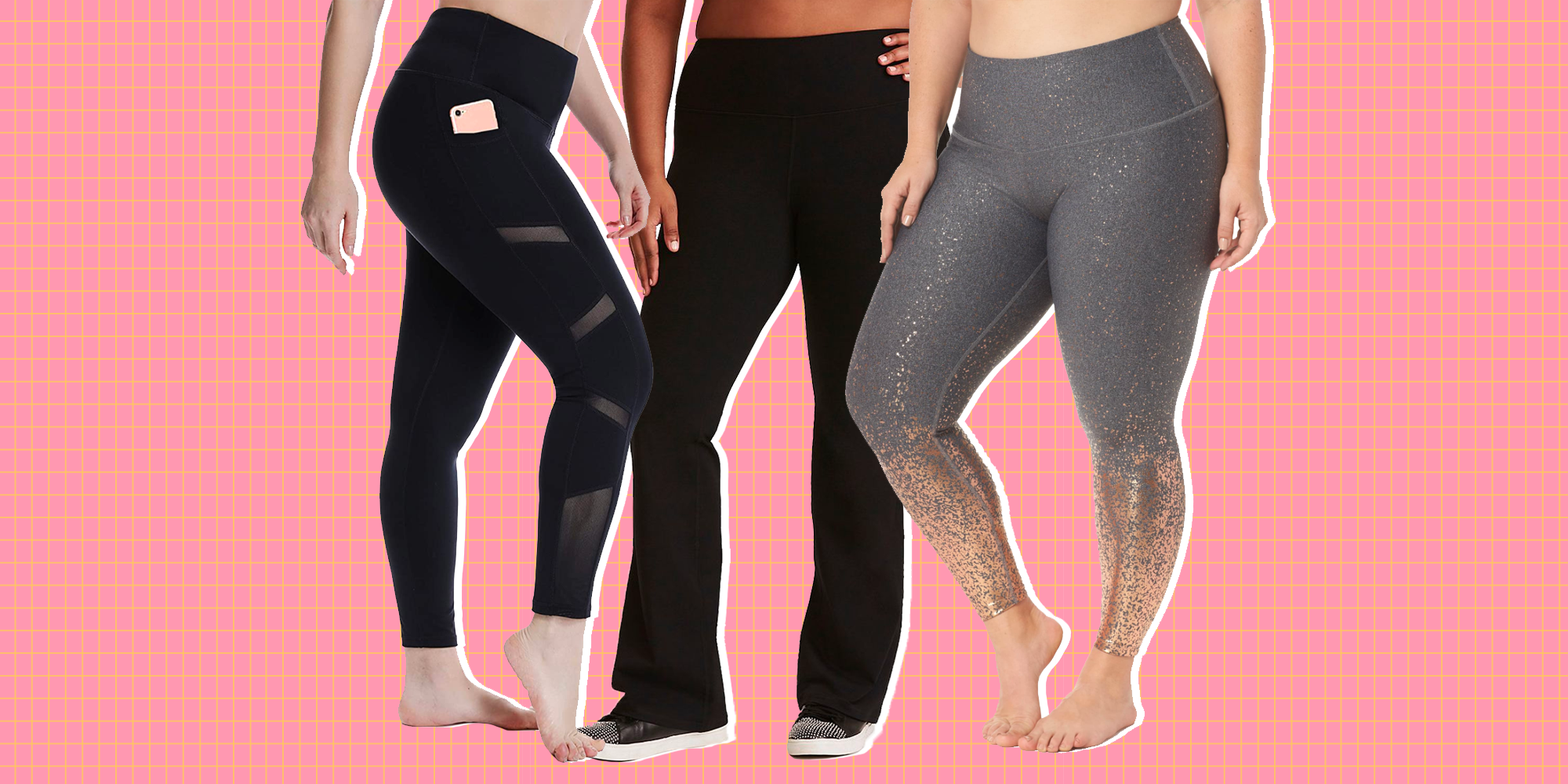 13 Best Plus Size Yoga Pants 2020