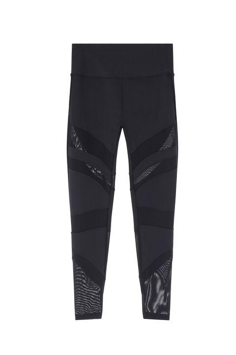 plus size gymwear -Asos 4505 sculpt leggings plus size