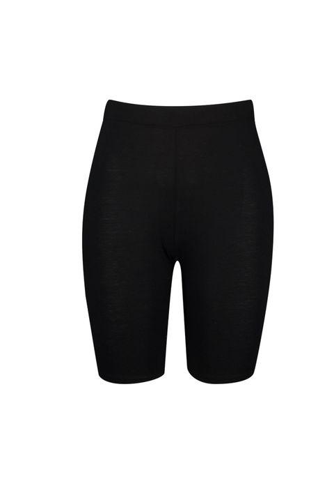 plus size gymwear -boohoo plus size cycling shorts