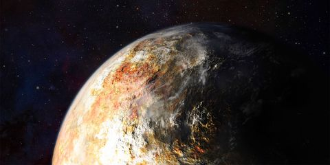 Pluto Might Actually Just Be a Big Comet