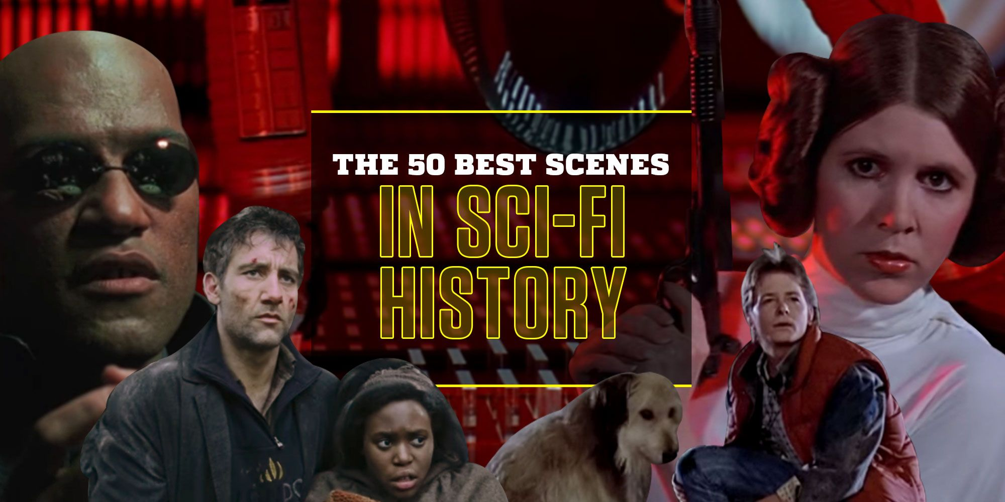 The 50 Best Moments in Sci-Fi History