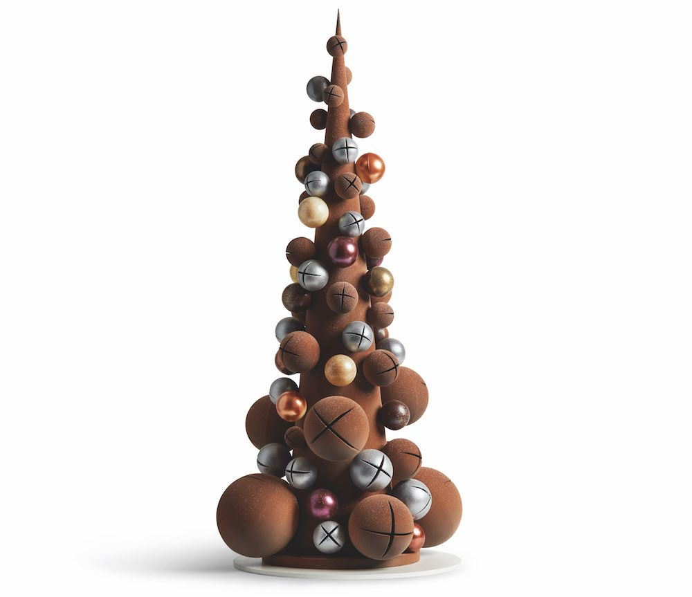 Belgian Chocolatier Pierre Marcolini Creates Lifesize Chocolate ...