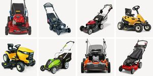 Electric and Gas Mowers