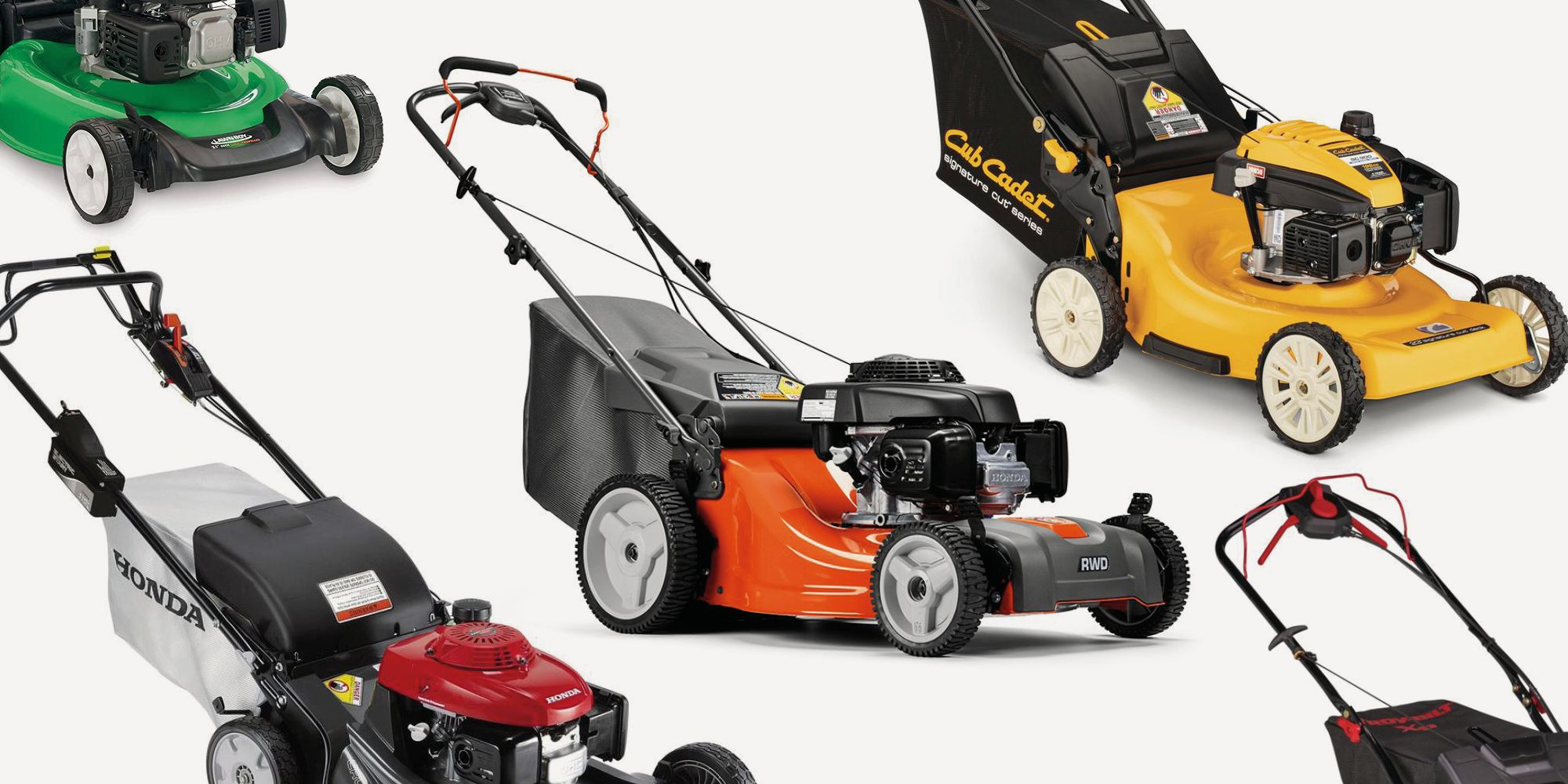 Best Self Propelled Lawn Mower Reviews 2020