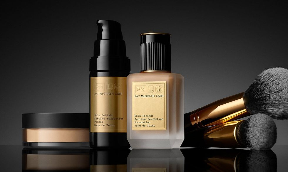 Pat McGrath Enters the Foundation Game with 36 Shades