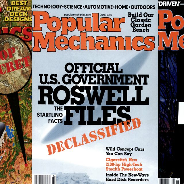 Miraculous Popular Mechanics Ufo Covers Over The Years World Ufo Day Dailytribune Chair Design For Home Dailytribuneorg