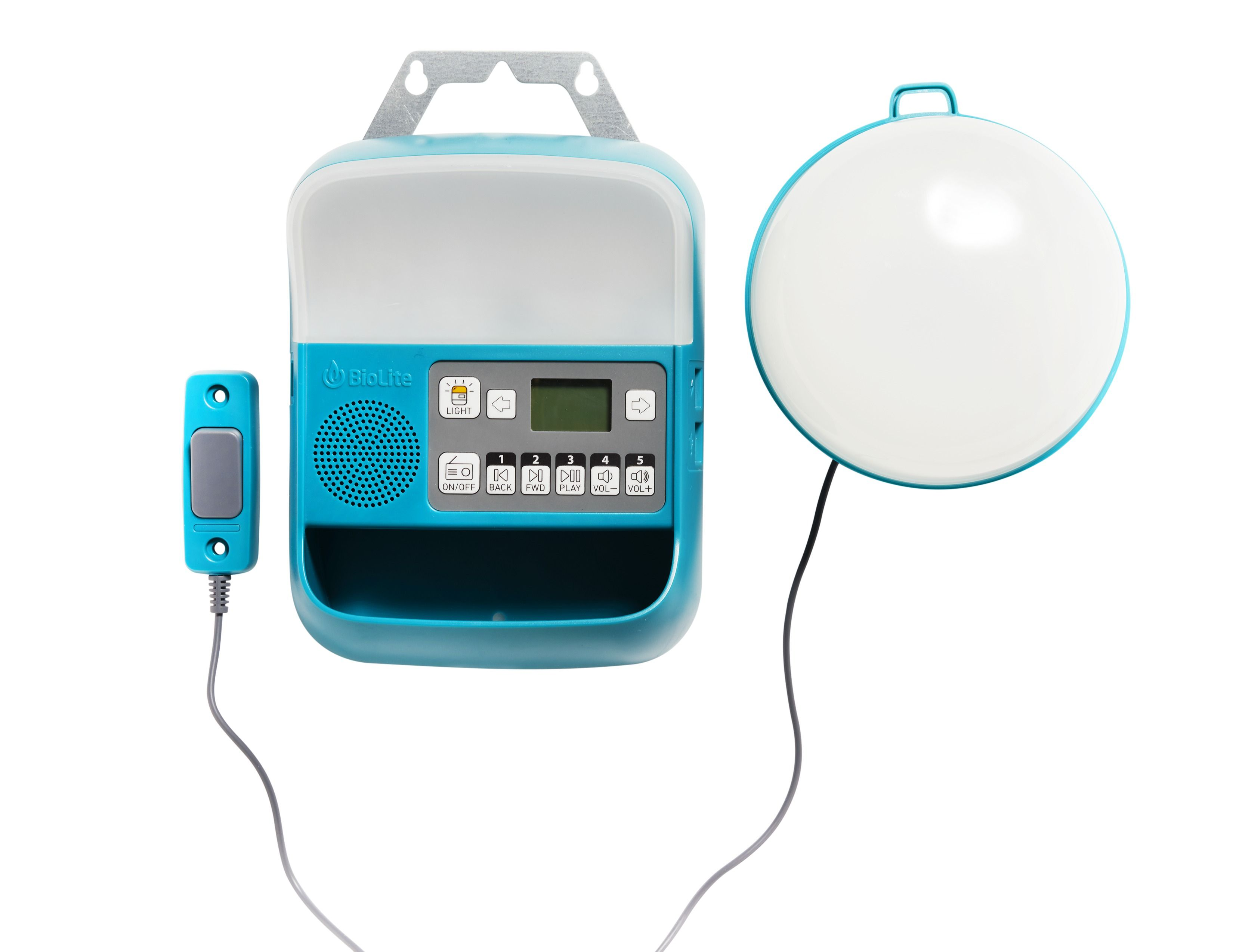 This Solar-Powered Light/Radio Is Perfect for Your Next Power Outage