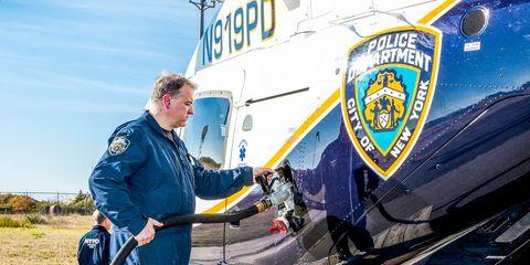 NYPD Mechanics