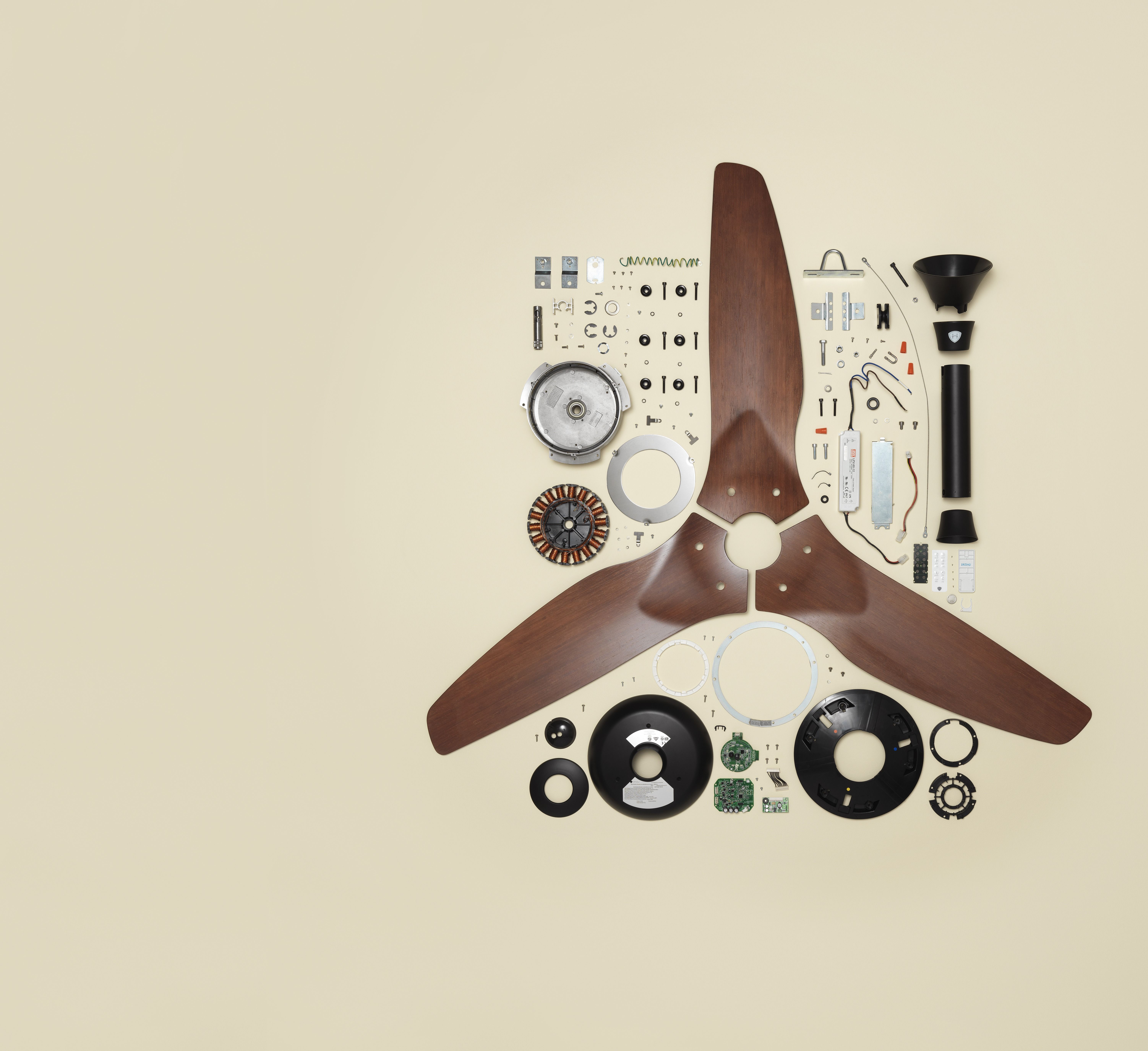 Things Come Apart: Ceiling Fan on