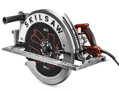 The skilsaw super sawsquatch is what bigfoot uses in his garage circular saw greentooth Images
