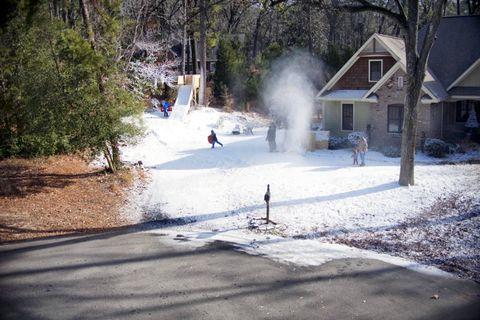 How To Make Snow Fake Snow Machine