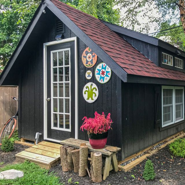 How to Turn Your Shed Into a Home Office
