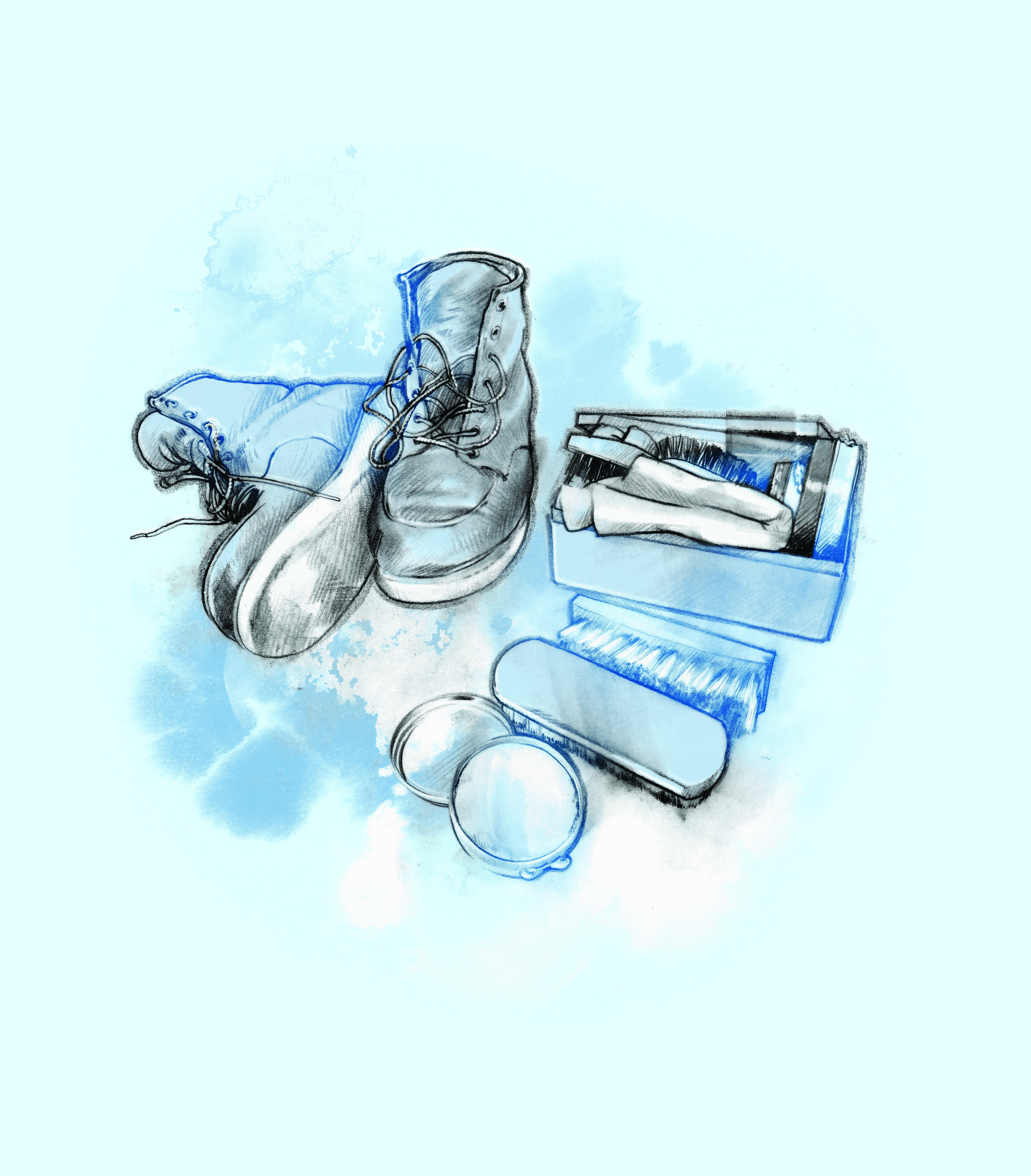 f537c0b4c5b Leather Shoe Care Tips - How to Care for Leather Shoes